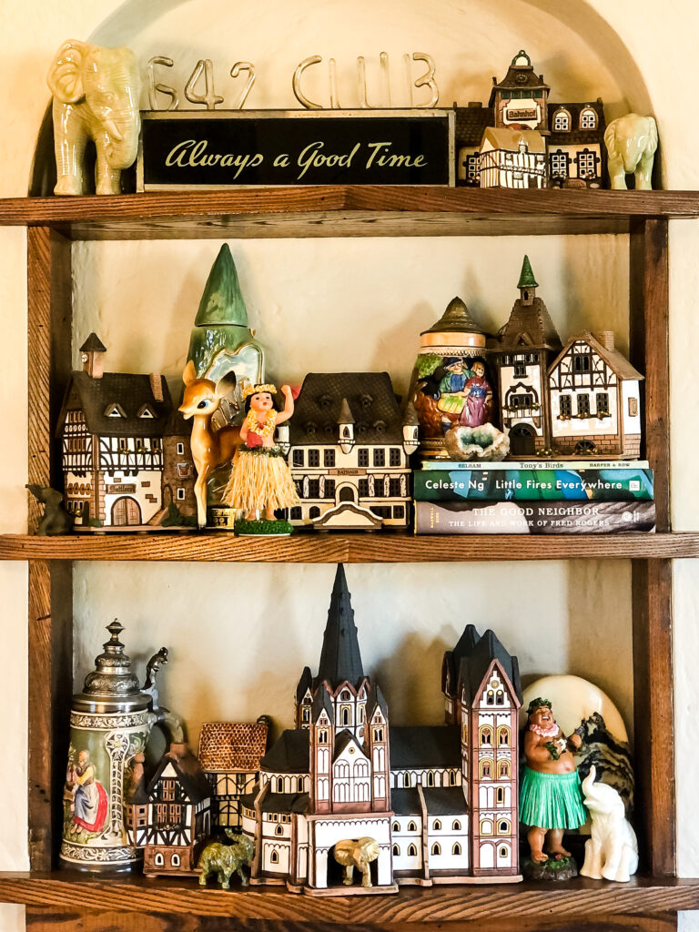 Arrange a Collection with Humor & Whimsy